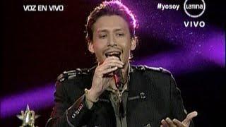 "Yo soy DIEGO TORRES peruano ""SE QUE YA NO VOLVERAS"" COMPLETO 9/05/2013 peru - Yo soy 9 mayo - yo soy"