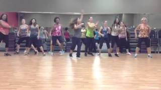 """Drop It Low"" by Ester Dan and Chris Brown (Clean Version) for Dance Fitness"