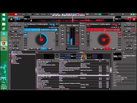 Feel this moment - Virtual DJ 8