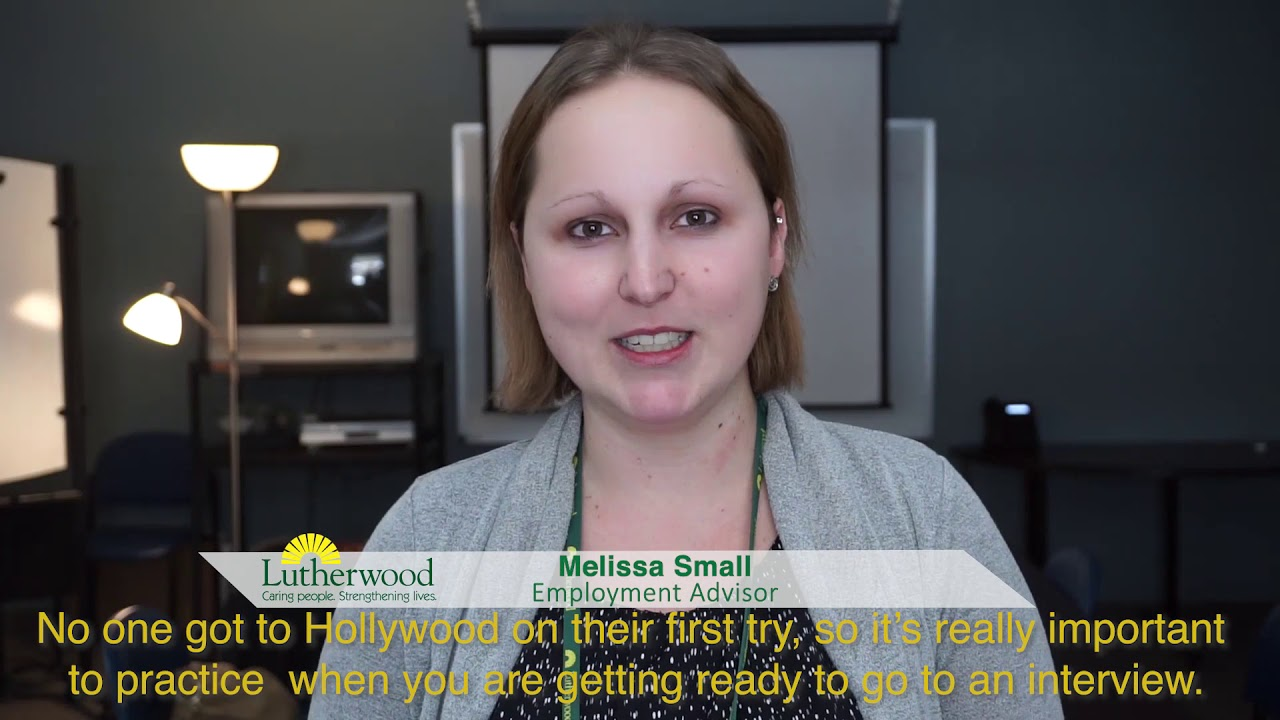 Lutherwood Employment Job Search Quick Tips #7 - Set Yourself Up for Interview Success