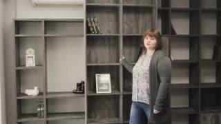 видео мебель для библиотеки