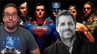 The Zack Snyder Justice League Cut. Will We See It?