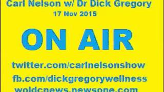 Dick Gregory on Current Events in P.a. r-i .s   17 Nov 2015