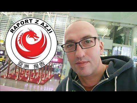 Nadajemy z lotniska Baiyun w Kantonie – Chiny #209