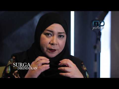INTERVIEW MELLY GOESLOW - OST SURGA YANG TAK DIRINDUKAN