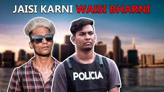 Jaisi Karni Waisi Bharni | Warangal Diaries Comedy Video