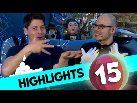 Nerd-Quiz- Halbfinale, Spiele mit Bart: Nightcry, Nachspiel Resident Evil 7 | Wochenhighlights KW15