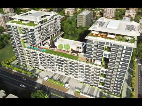 G Corp Residences walkthrough Video (AV) - Koramangala Bangalore