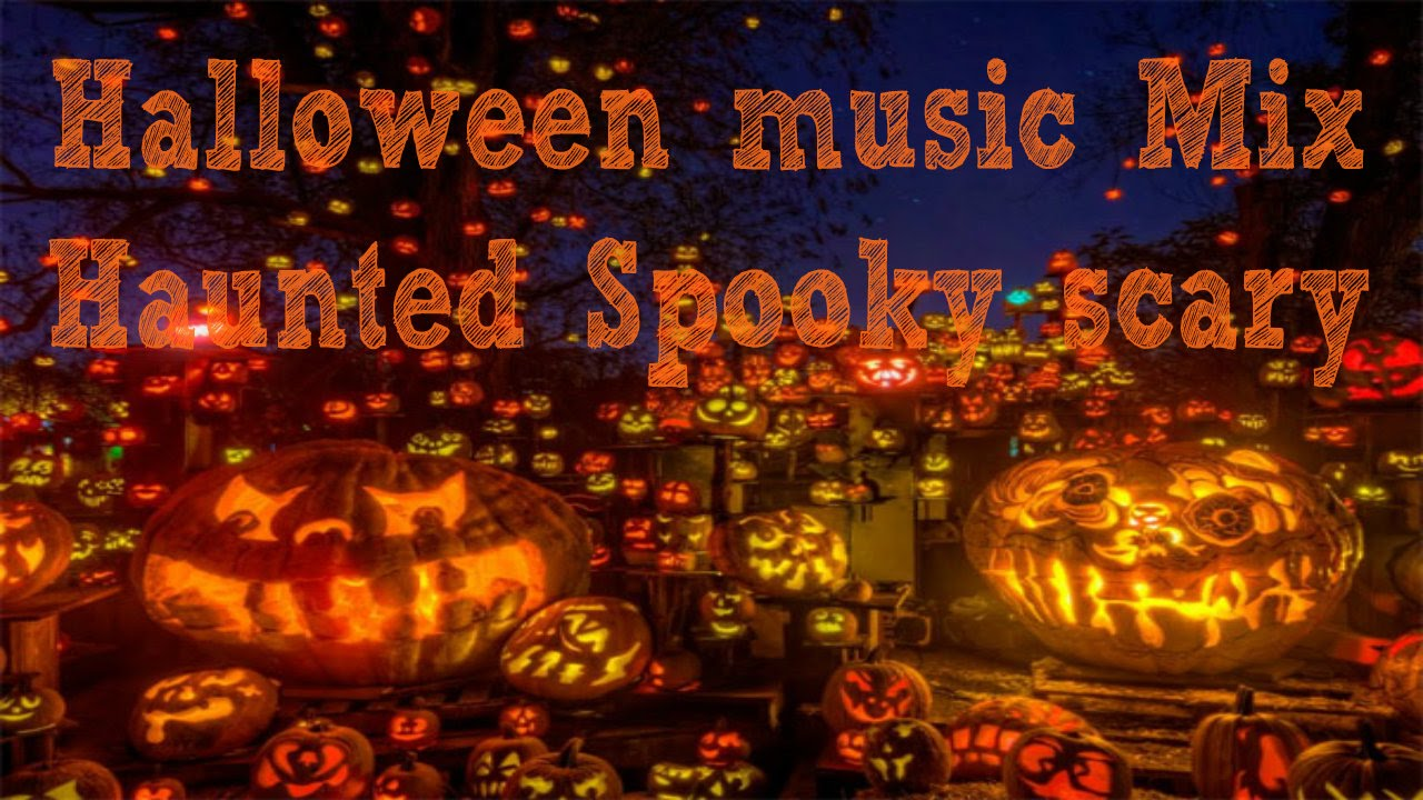 Halloween Music playlist - YouTube