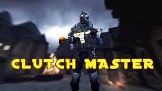 Clutch Master! CS:GO OVERWATCH