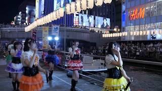 大阪府大阪市中央区戎橋 1.Poppin' Candy 2.君といるセカイ 3.Secret Ke...