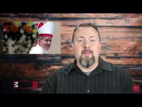 1P5 Minute  - June 11, 2018: Bishop Barros is Finally Gone