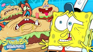Krabby Patty Creature Feature!  | SpongeBob