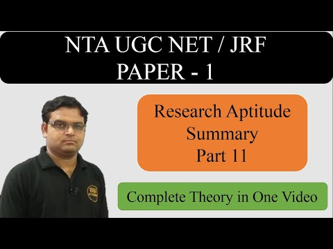 CBSE UGC NET Research Methodology Hypothesis