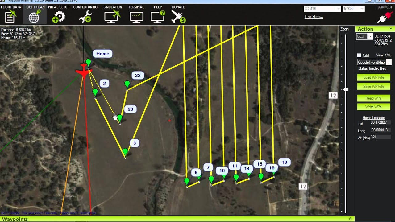 Pixhawk/APM Field Tips for Auto Takeoff and Landing w/ APM:Plane Firmware