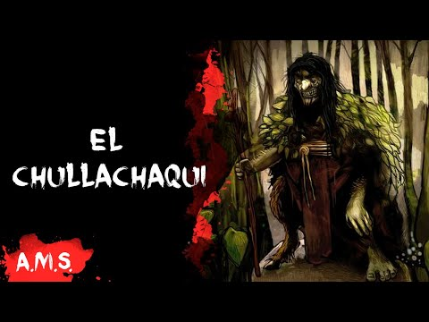 Leyendas Peruanas: El Chullachaqui