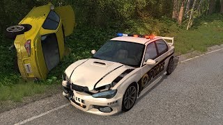 Criminals Stealing Things, Catch Them All! - BeamNG.drive
