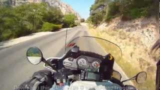Alpine Motorbike Routes - Grand Canyon du Verdon - France from RoadTrooper.com.wmv