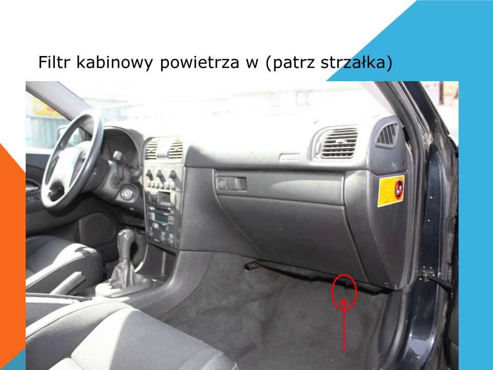 Jak Wymienić Filtr Kabinowy Filtr Pyłk 243 W Kurzu Na Volvo