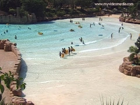 Sun City, Valley of Waves - South Africa Travel Channel