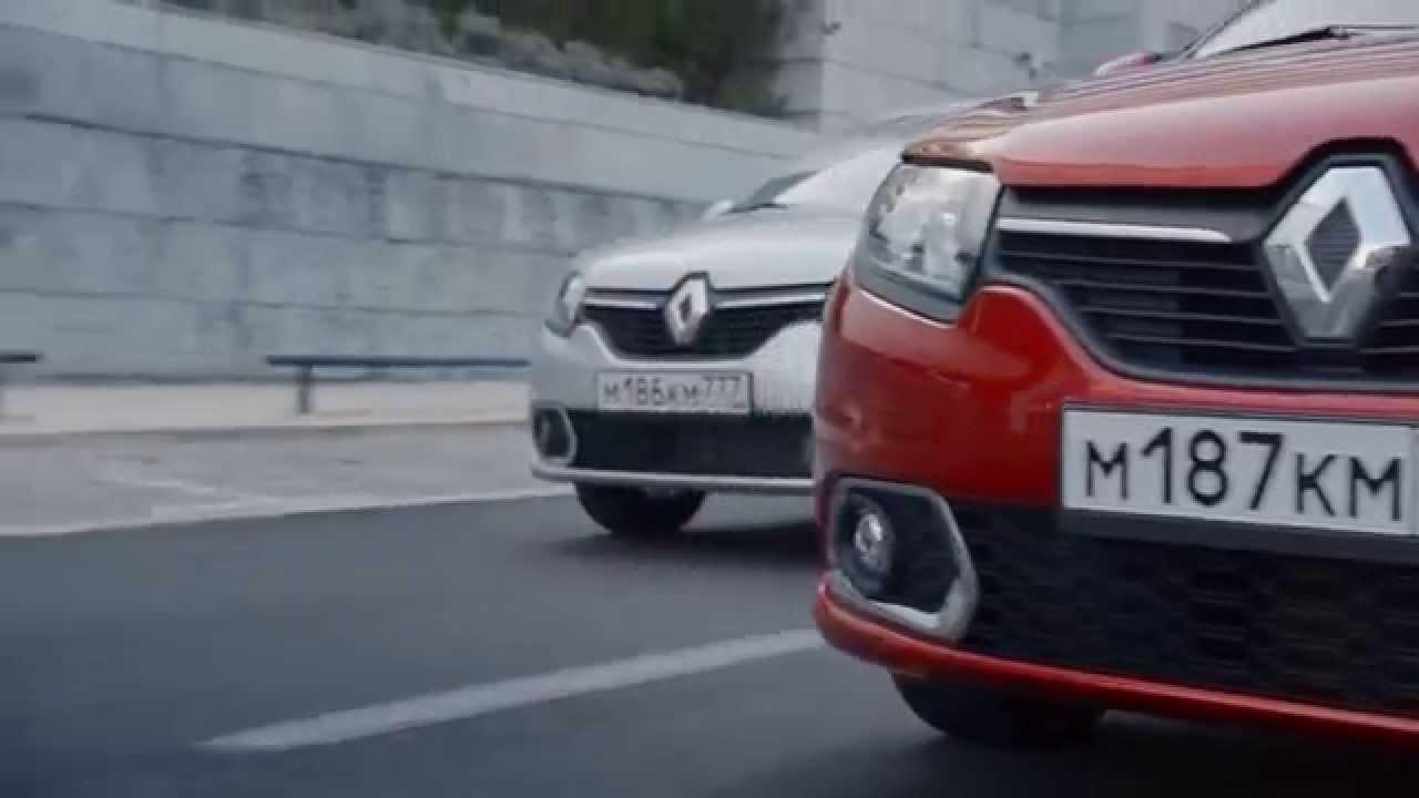 Тест-драйв Renault Sandero Stepway - YouTube