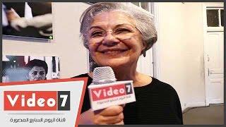 سيدة المسرح التونسي تروى ذكرياتها مع جميل راتب