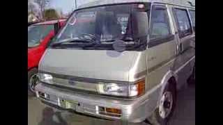 Ford Spectron ( Mazda ) Junkyard car フォード スペクトロン