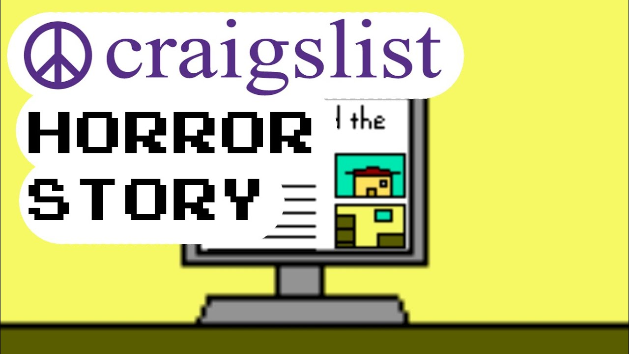 Craigslist Horror Story (Animated) - Mr.Nightmare - YouTube