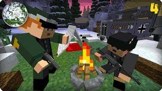 Вторая Мировая Война [ЧАСТЬ 4] Call of duty в Майнкрафт! - (Minecraft - Сериал)