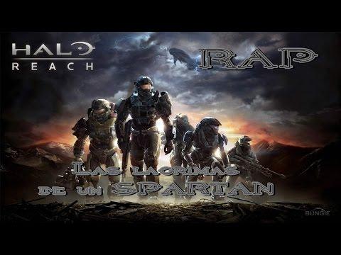 HALO: REACH II RAP (REMAKE) II Las lagrimas de un spartan II By: JL