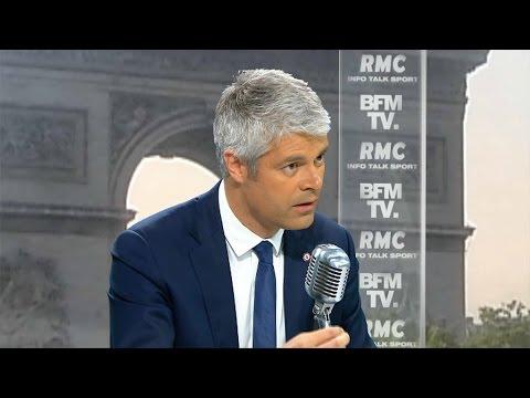 """Laurent Wauquiez veut """"faire renaître un espoir à droite"""""""