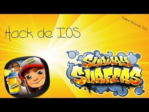 Hack Para Subway Surfers IPad , IPod Touch , IPhone (Sem Jailbreak)