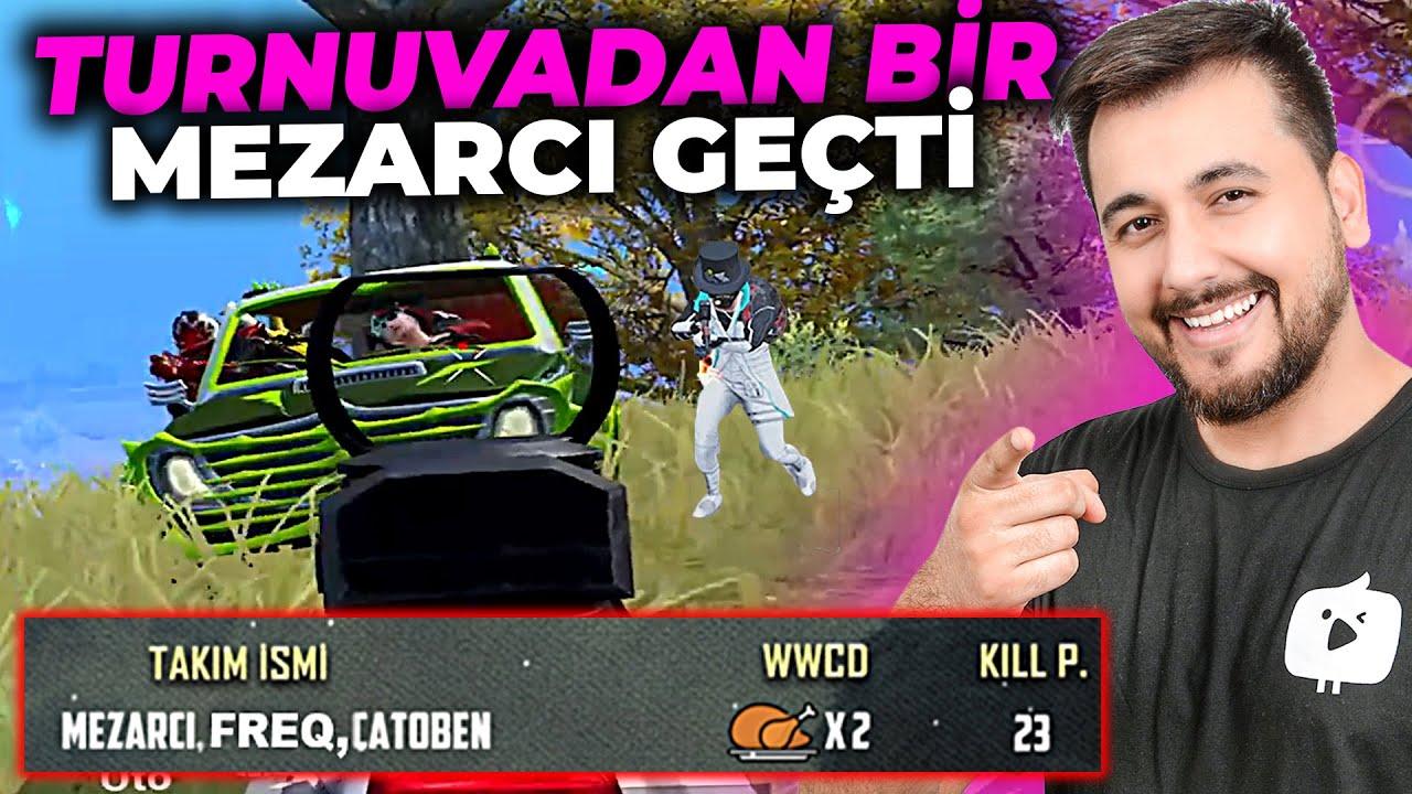 Download TURNUVADAN BİR MEZARCI GEÇTİ / PUBG MOBILE