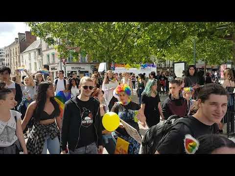 Pride 2019 Rennes
