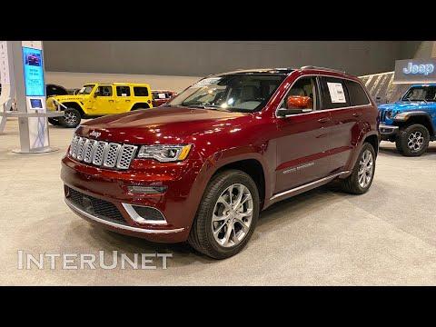 2020 Jeep Grand Cherokee Summit 4x4 SUV