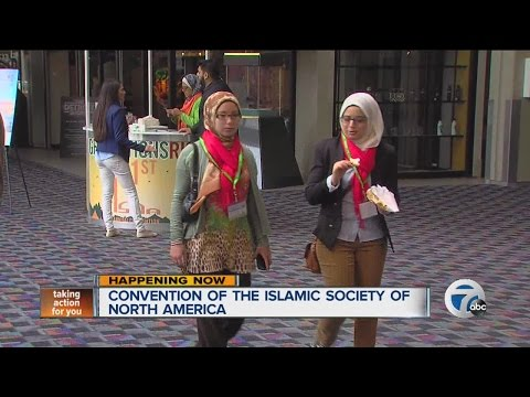 Convention of the Islamic Society of North America