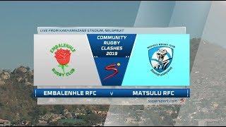 Community Rugby Clash | Embalenhle vs Matsulu