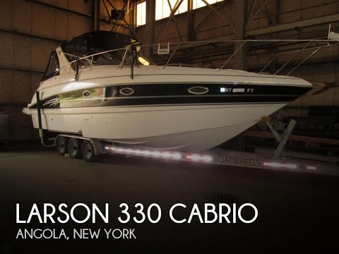 Used 2008 Larson 330 Cabrio for sale in Angola, New York