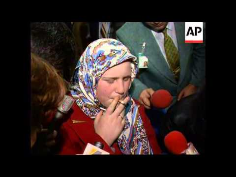 TURKEY: BRITISH TEENAGE BRIDE RETURNING TO ENGLAND UPDATE