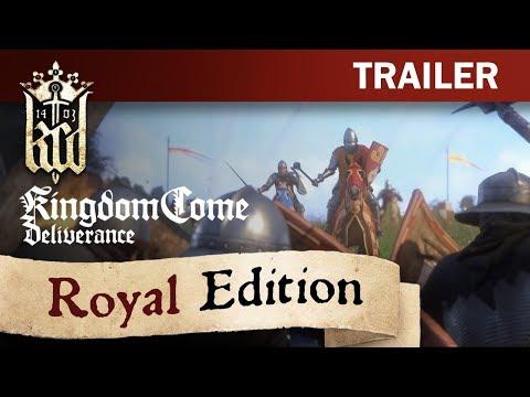 Kingdom Come: Deliverance - Royal Edition Trailer