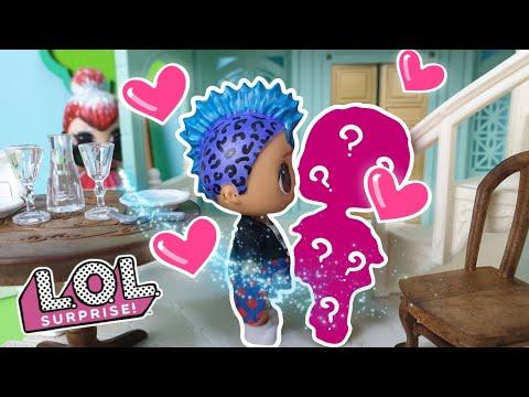 Le Storie delle Lol Surprise 🙊❤🙈 LA SCELTA DI PUNK BOI: FINALMENTE 🙈❤🙊