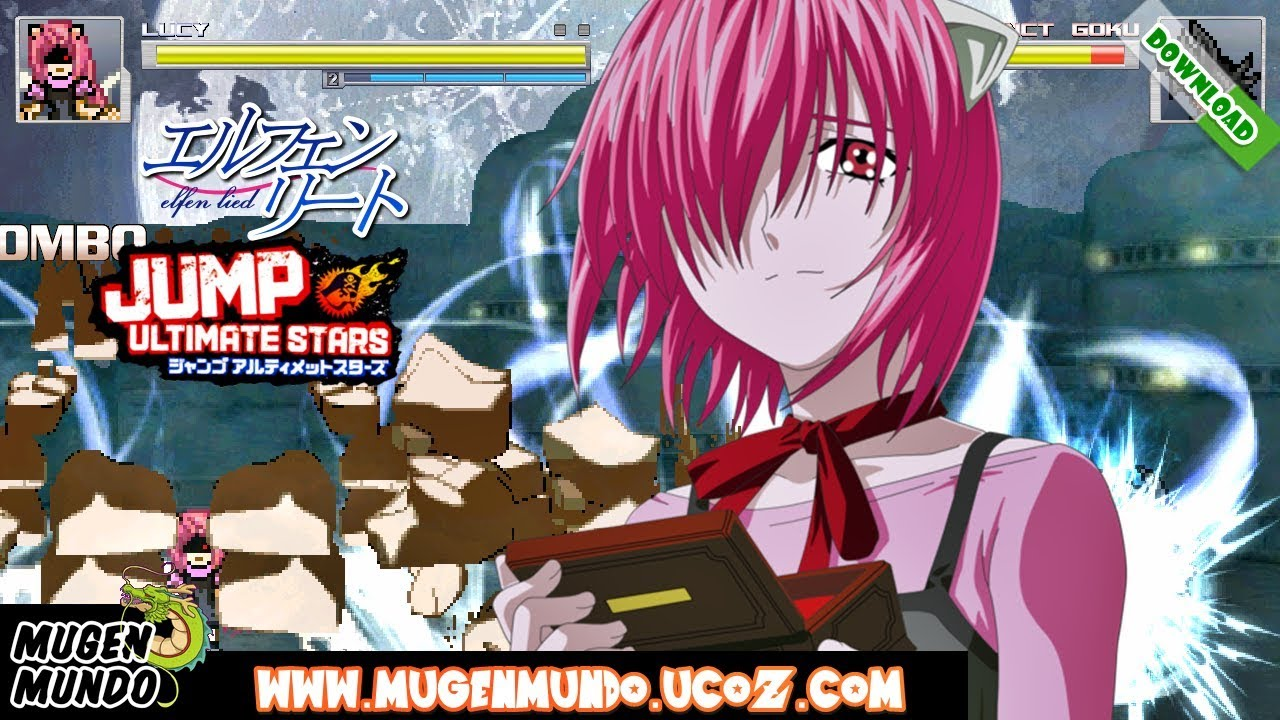 elfen lied download eng sub