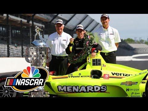 Celebrating Team Penske's Remarkable Year In Motorsports | Motorsports On NBC