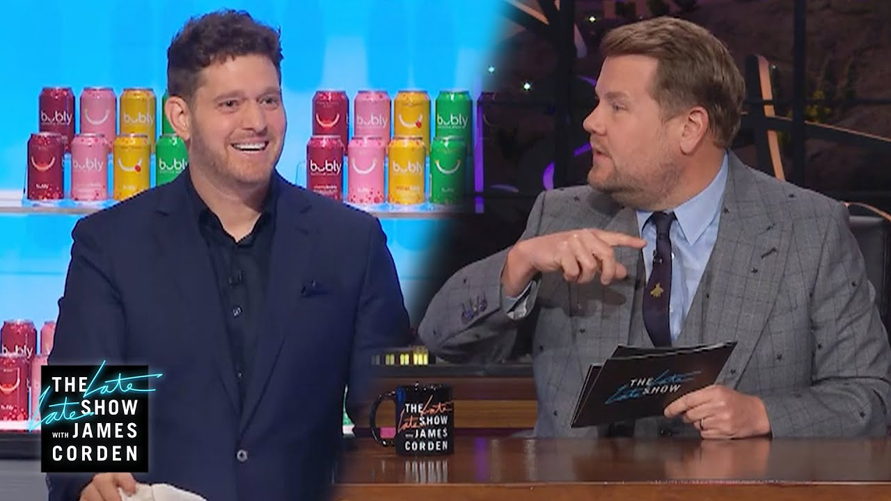 Michael Bublé's the Man Behind the Pepsi Bubly Bar