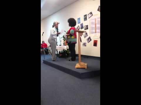 Women's Ministry Black History Production