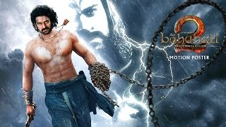 Baahubali 2 – The Conclusion First Look Motion Poster | Prabhas, Anushka, Rana & Tamanna | Raja Mouli