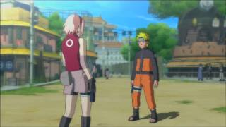 [HD]Naruto Shippuden Ultimate Ninja Storm 2 - Part 1 - Intro (japanese audio)