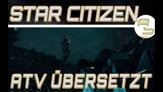 [Übersetzt] #StarCitizen: Around the Verse - Flight Advance, #ArcCorp (German/#Deutsch, 24.01.19)