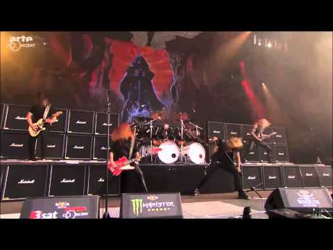 Hammerfall Australian Tour Promo '15