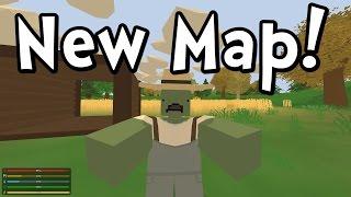 UNTURNED 3.0 New PEI Map! (Gameplay / Walkthrough)